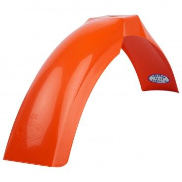 MX Front Fender Dark Orange