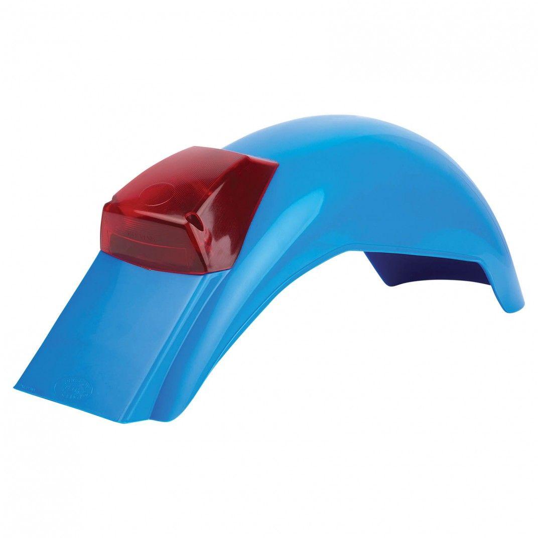Guardabarros Trasero IT Azul