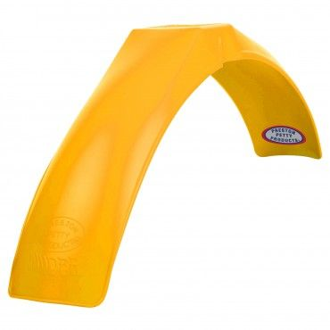 IB Muder Front Fender Dark Yellow