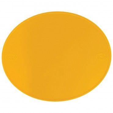 Porta-Número para Motocross Amarelo