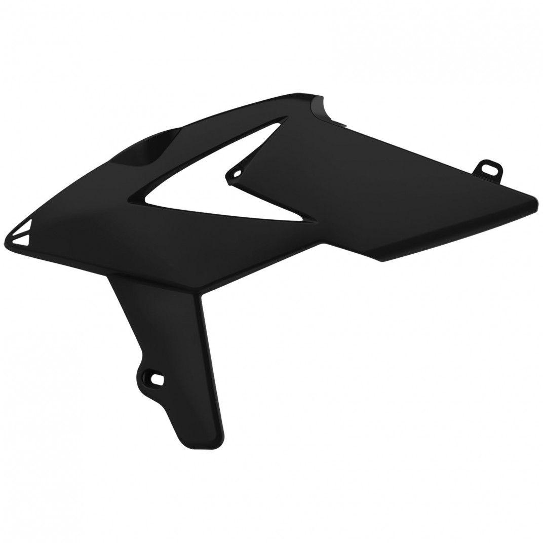 Beta RR 2T/4T - Tapas de Radiador Negro - Modelos 2013-19