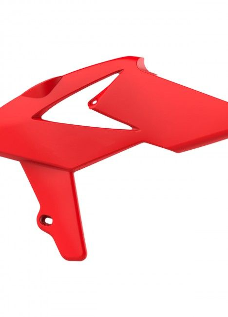 Beta RR 2T/4T - Radiator Scoops Red - 2013-19 Models
