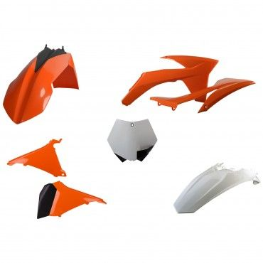KTM SX,XC,XC-F - MX Plastic OEM Color - 2011 Model