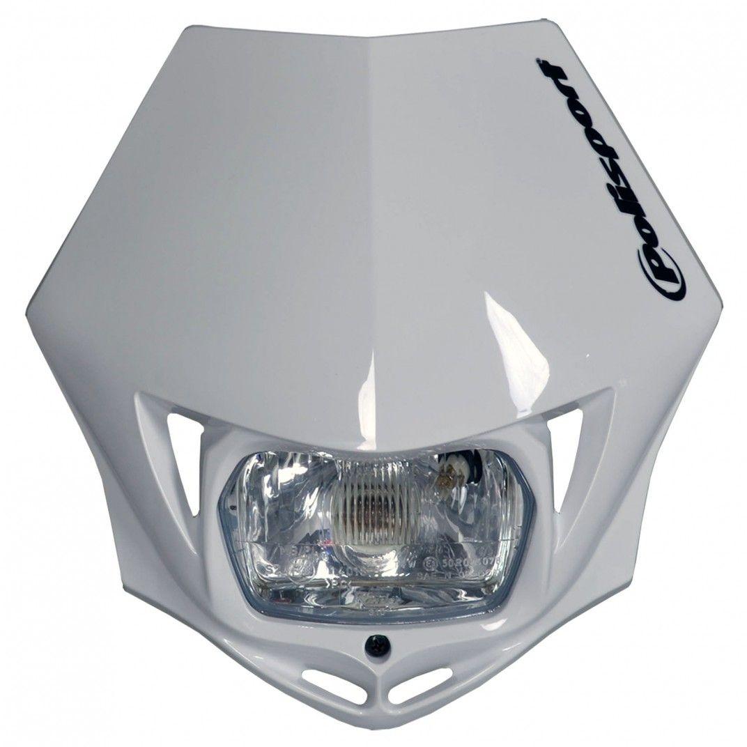 MMX Headlight White