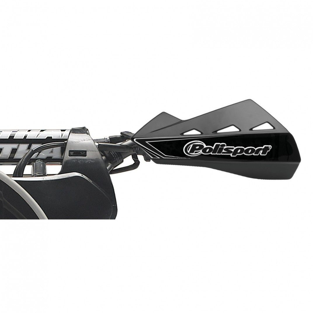 Qwest - Universal Black Handguard - MX and Enduro