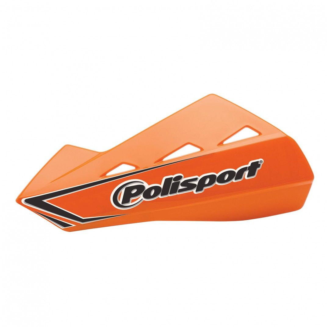 Qwest - Handprotektoren Universeller Orange - Enduro und MX