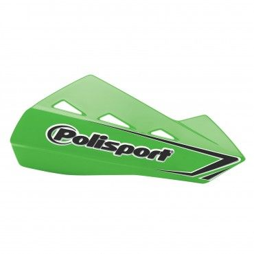 Qwest - Universal Green Handguard - MX and Enduro