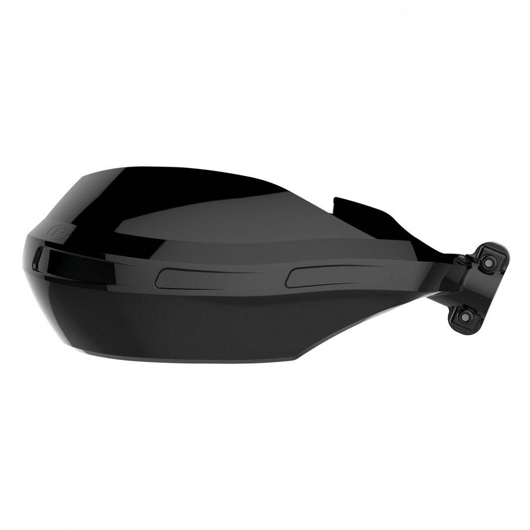 Protetor de Mão Preto Nomad - Dual-Sport e Trail