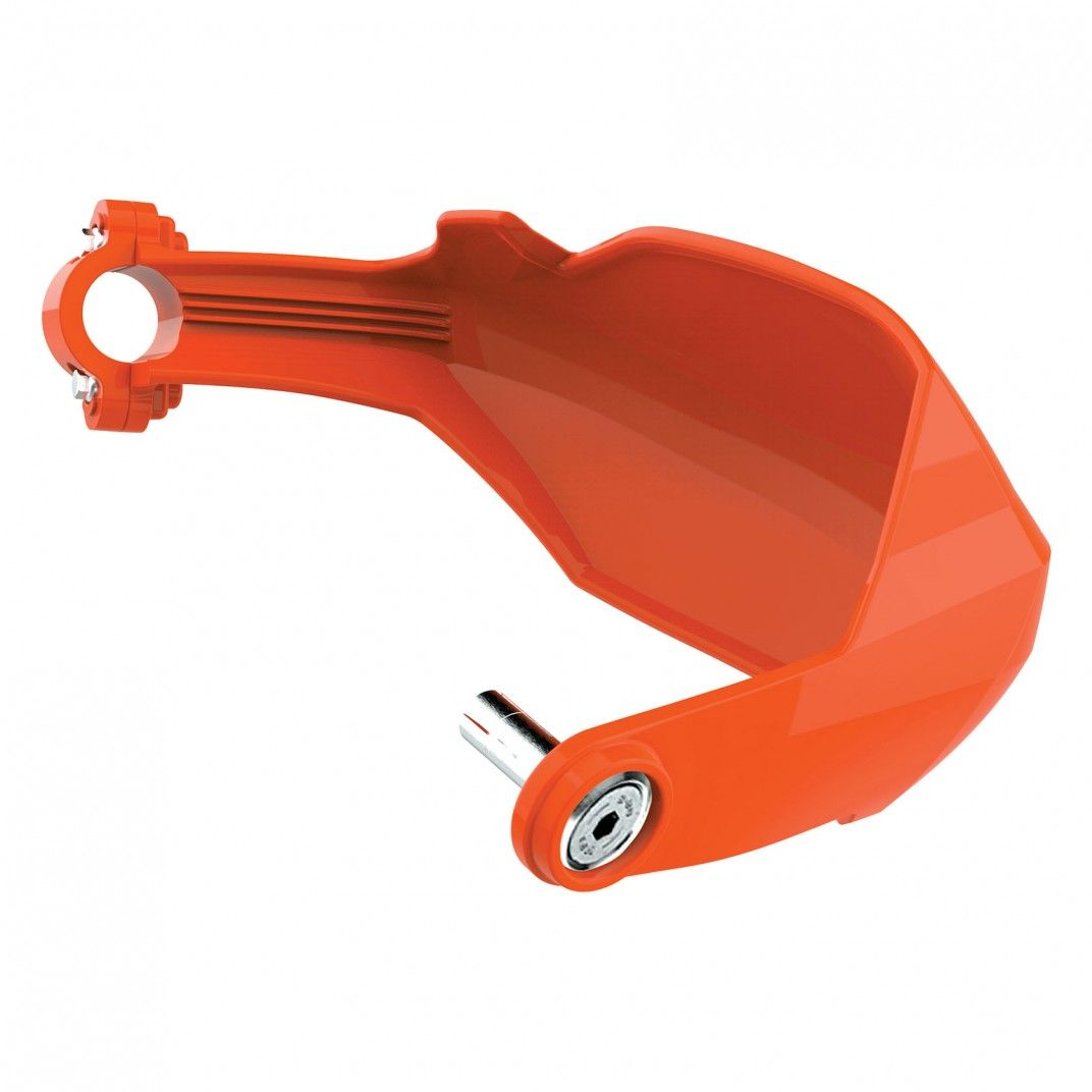 Nomad Handguard Orange - Dual-Sport and Trail