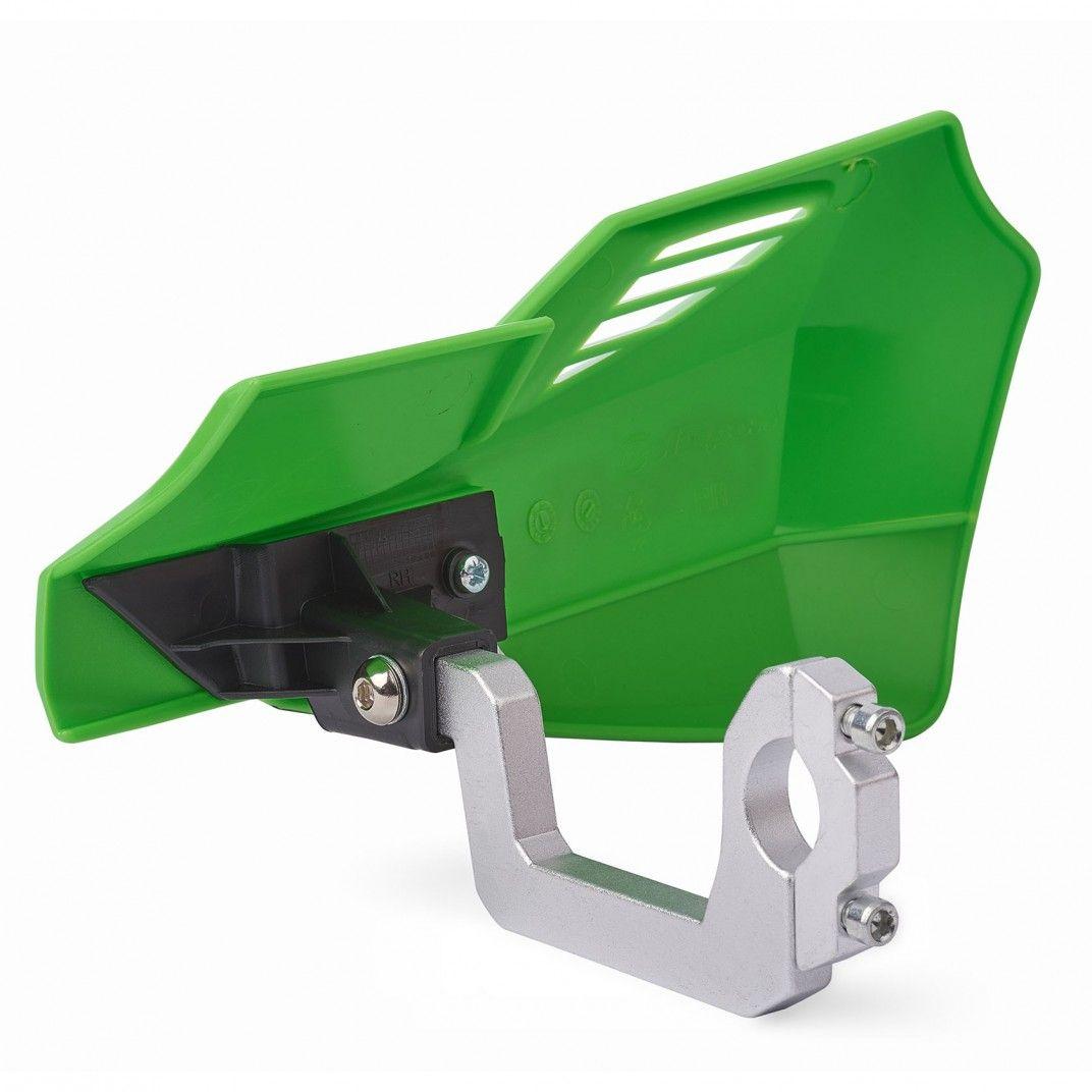 Protetor de Mão Universal MX Rocks Verde - MX e Enduro
