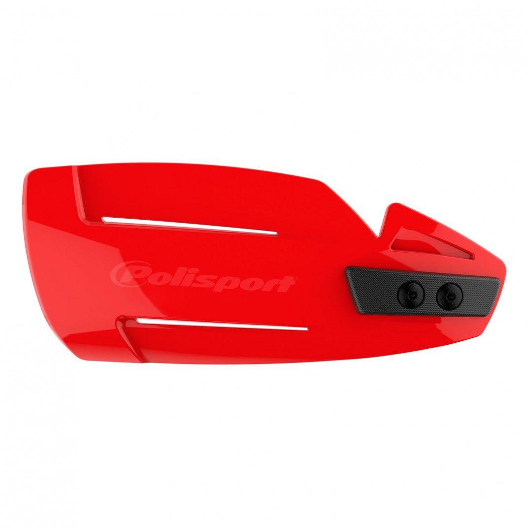 Protège-mains Rouge Hammer - MX et Enduro