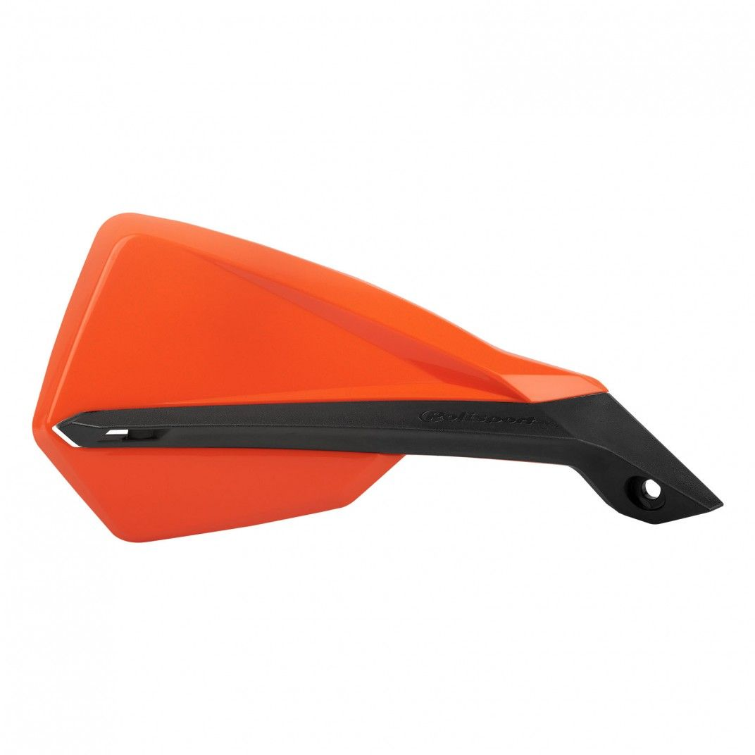 Adventur3 Handprotektoren Orange - Dual-Sport und Trail