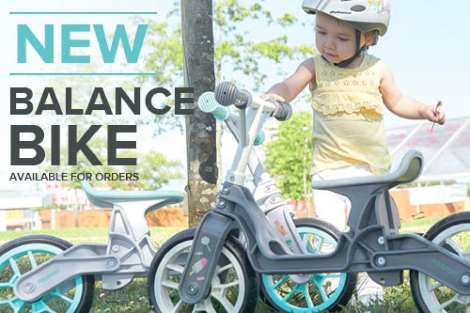 New Balance Bike