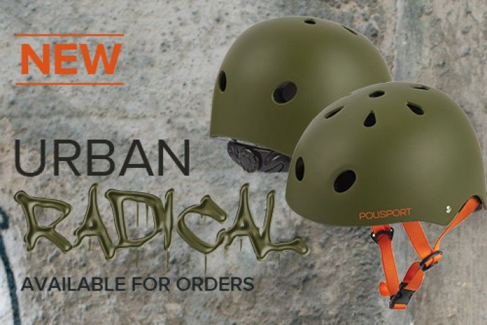 Urban Radical Helmet