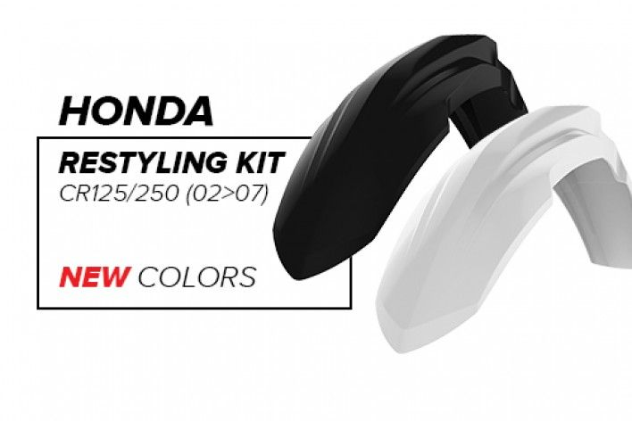 Honda CR Kit Restyling - Novas Cores