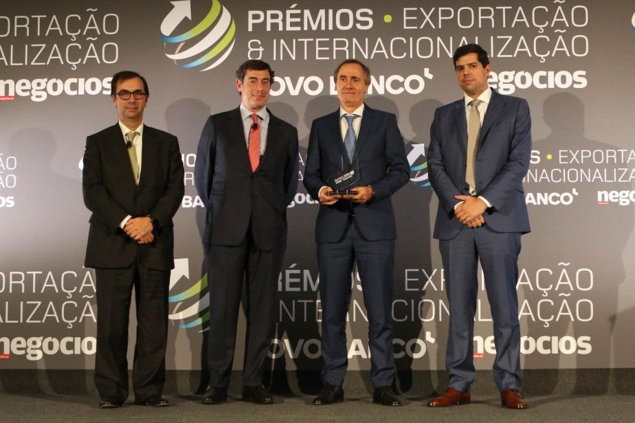 Polisport Plásticos awarded for its Exports & Internationalization Business