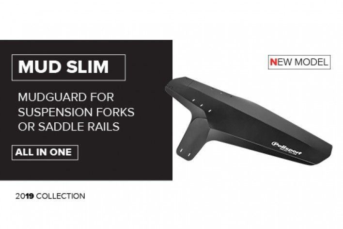 Mud Slim - New Mudguard
