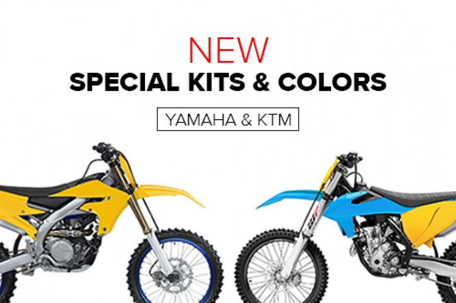New Special Kits & Colors