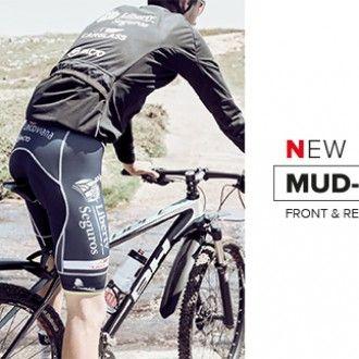 Mud-Pro - New Front & Rear Mudguard