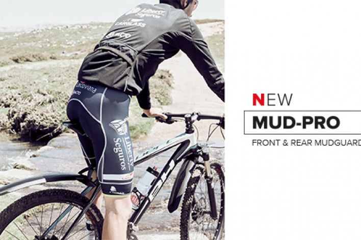 Mud-Pro - New Front & Rear Mudguard