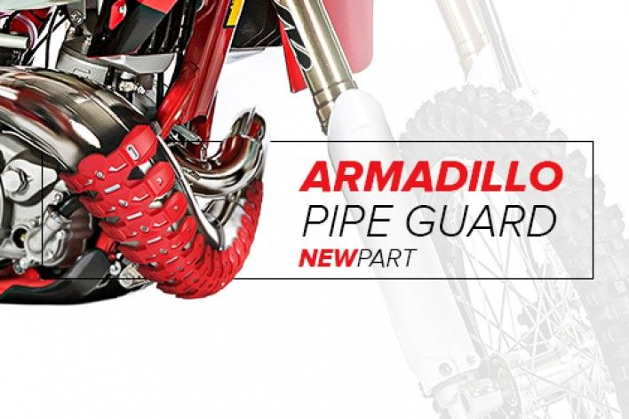 Armadillo Pipe Guard