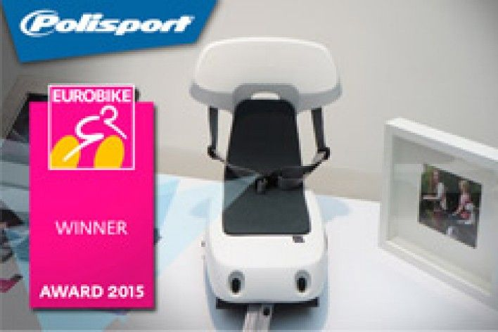 Guppy Junior awarded with an Eurobike Award
