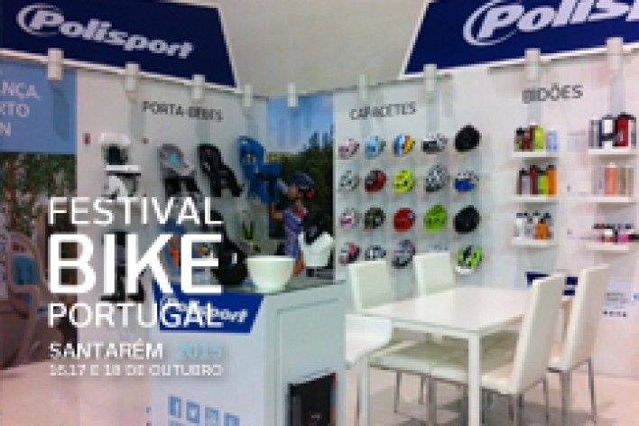 Polisport no Festival Bike – Portugal