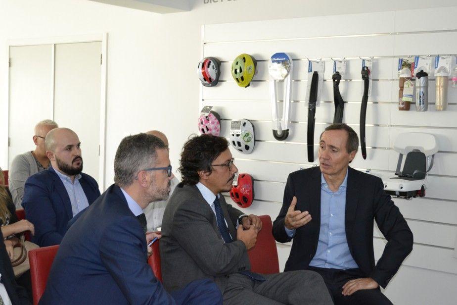 AICEP visits Polisport - Industry 4.0