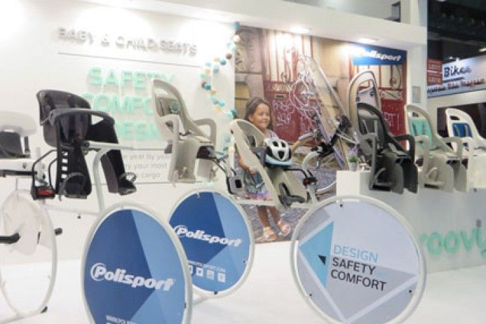 Polisport at Taipei Cycle Show
