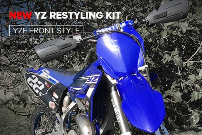 New YZ Restyling Kit