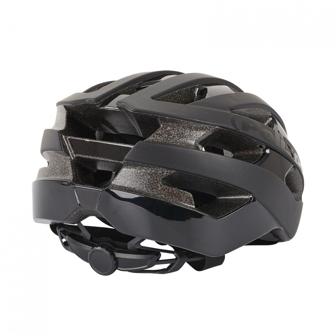 Light Pro - Cycling Helmet for Road Use Black - M Size