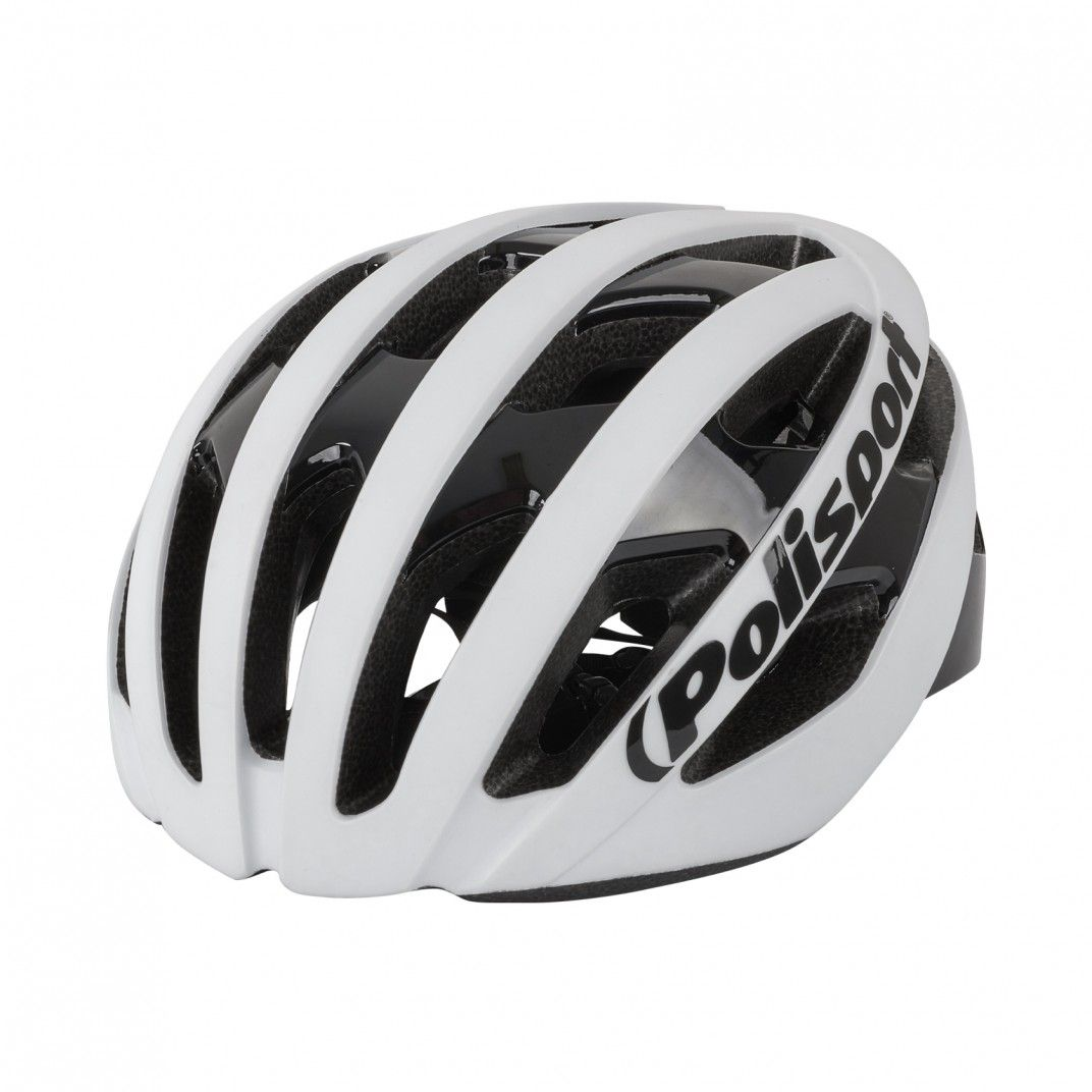 Light Pro - Cycling Helmet for Road Use White - L Size