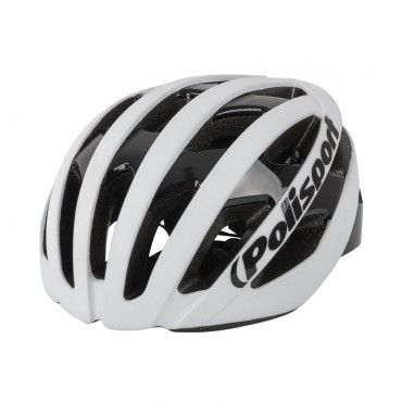 Light Pro - Cycling Helmet for Road Use White - M Size