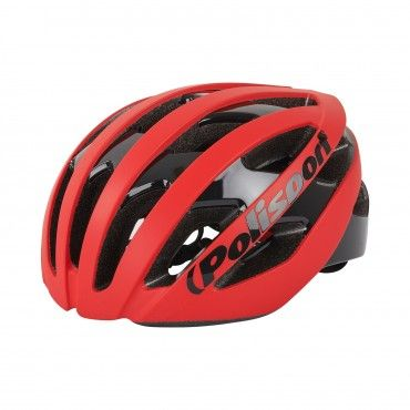 Light Pro - Cycling Helmet for Road Use Red - M Size