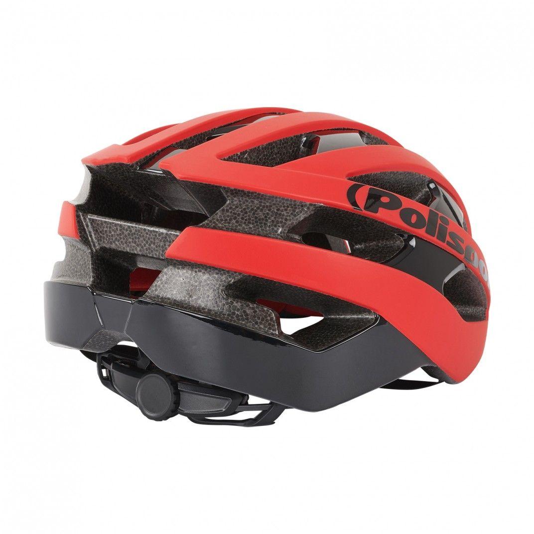 Light Pro - Radfahren Helm Rot - Größe M