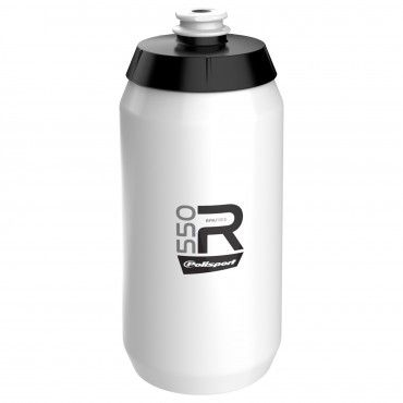 Screw-On Bottle R550 White 550ml