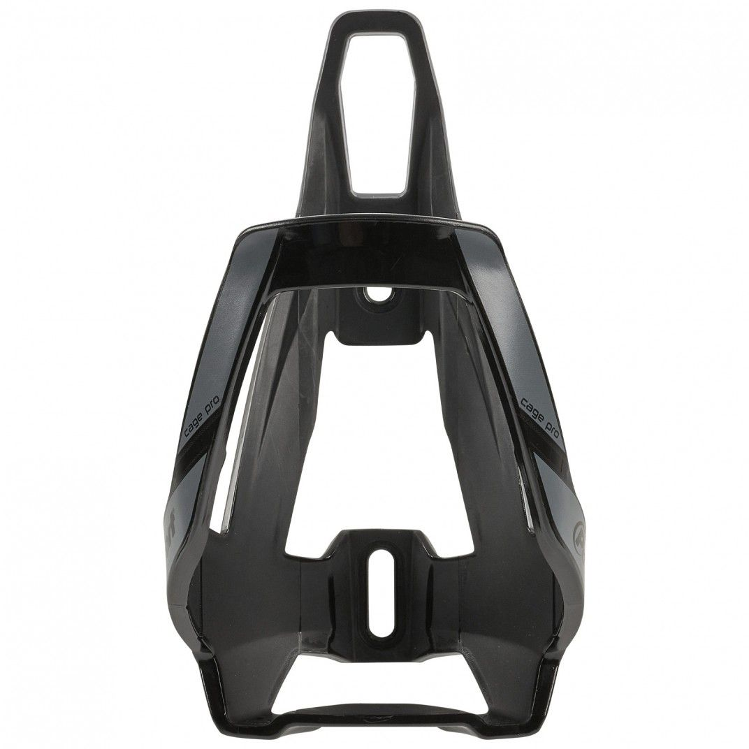 Bottle Cage Pro Black and Grey