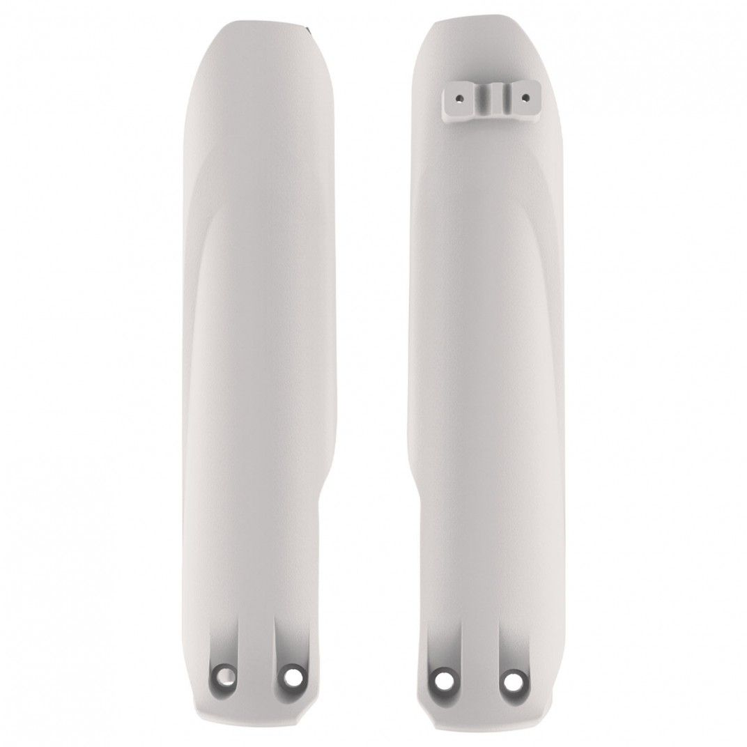 Fork Guards White for Beta RR 2T/4T, X-Trainer Models
