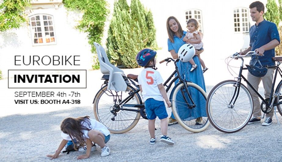 Polisport at Eurobike International Bicycle Exhibition between September 4-7th