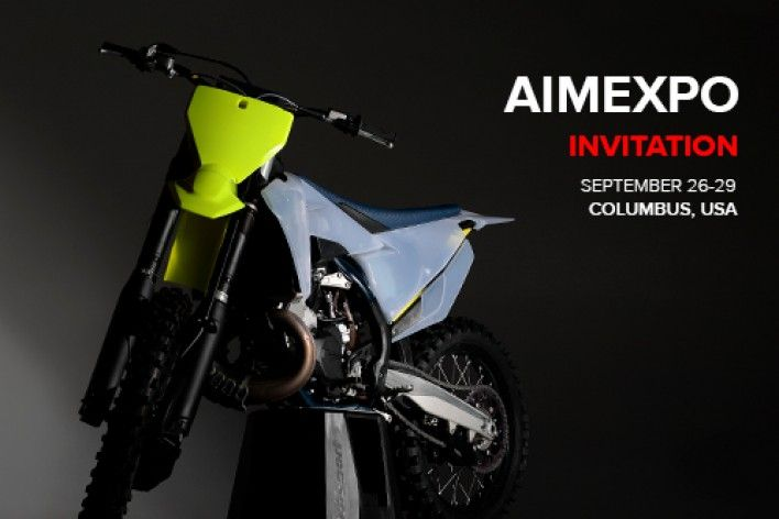 Polisport at AIMExpo, September 26-29