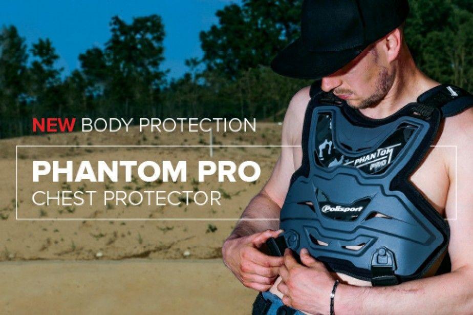 Polisport extends Phantom family with Phantom Pro