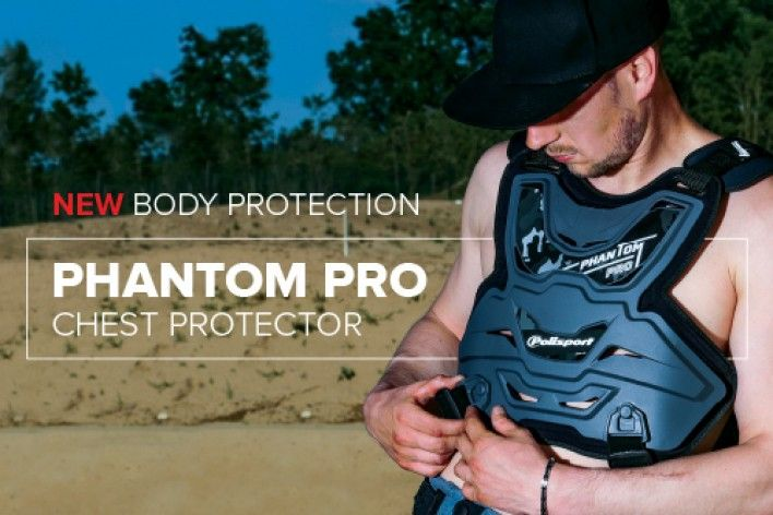 Polisport extends Phantom family with Phantom Pro