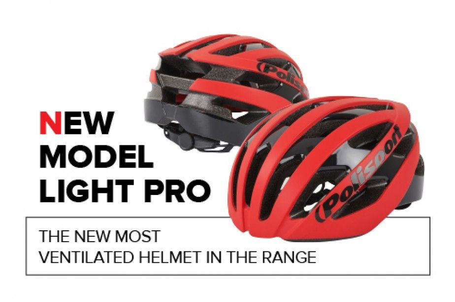 Polisport Releases the Most Ventilated Helmet of the Range
