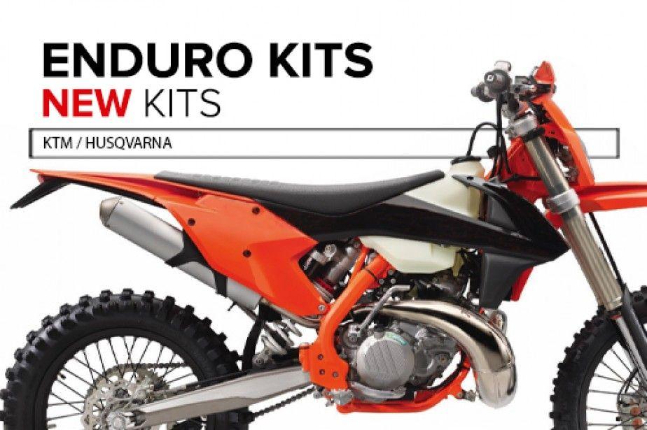 New Enduro Kits - KTM and Husqvarna