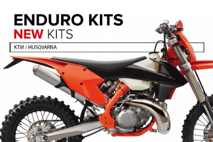 New Enduro Kits - KTM and Husqvarna