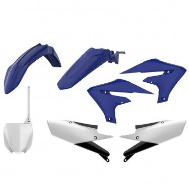 Yamaha YZ450F - MX Plastic Kit OEM Color - 2018-20 Models