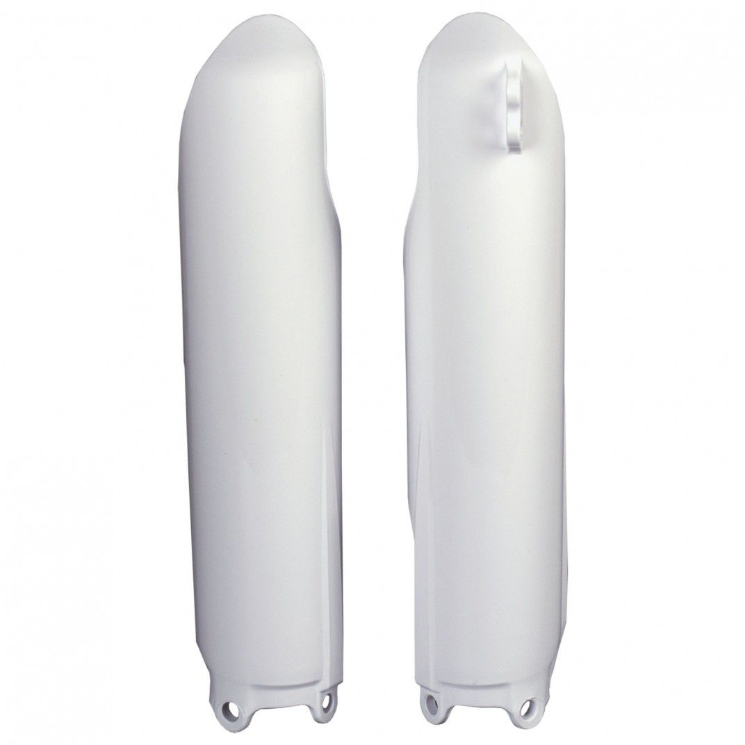 Yamaha WR250R - Fork Guards White - 2009-13 Models