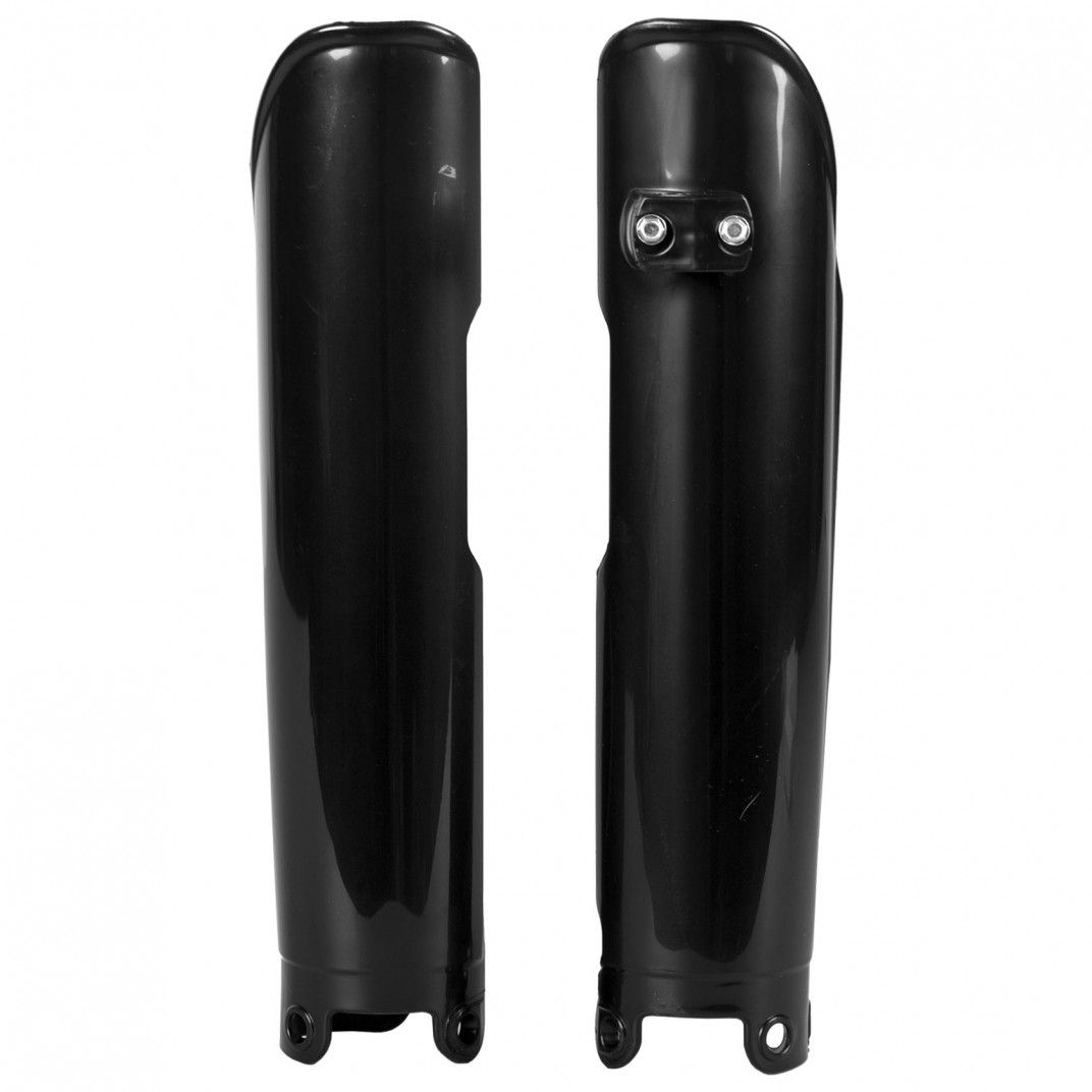 KTM SX,EXC - Fork Guards Black - 2003-07 Models