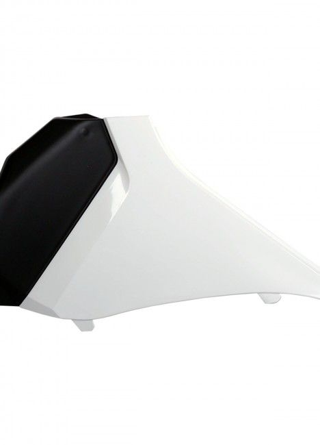 KTM SX-F - Airbox Cover White - 2011-12 Models