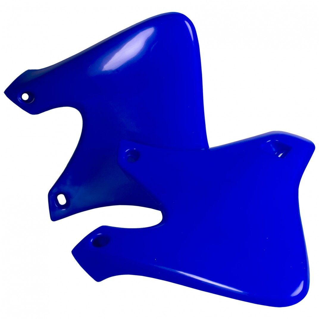 Yamaha YZ426F - Radiator Scoops Blue - 2000-02 Models